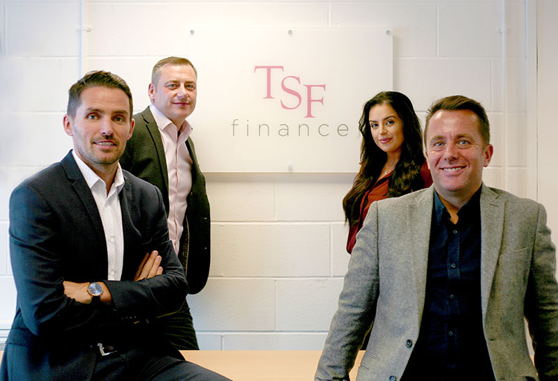 tsf finance team