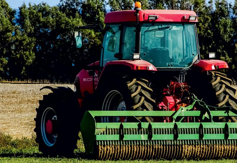 asset finance tractor